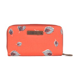 BRAKEBURN FEATHER FOLD OVER PURSE