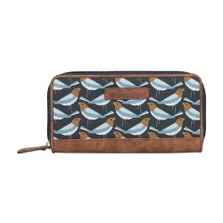 BRAKEBURN FINCH ZIP PURSE
