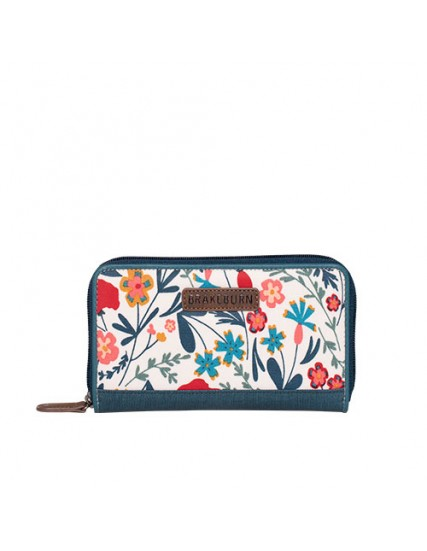 BRAKEBURN BOTANICAL PURSE