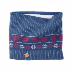 BRAKEBURN FAIRISLE SNOOD