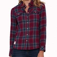 Dámská košile Brakeburn Flannel shirt
