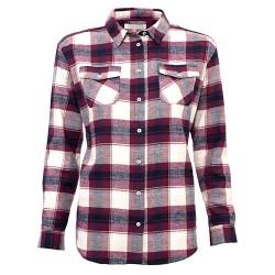 dámská košile CHECK FLANNEL BRAKEBURN