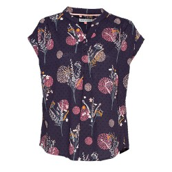 BRAKEBURN MEADOW FLOWERS BLOUSE