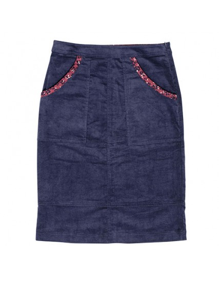 BRAKEBURN WINTER ANEMONE SKIRT