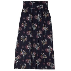 BRAKEBURN MEADOW FLOWER MAXI SKIRT