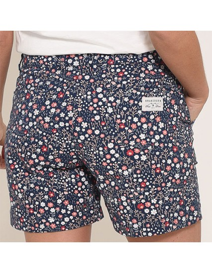 BRAKEBURN DISTY PRINT SHORTS