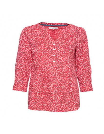BRAKEBURN FORGET ME NOT  BLOUSE