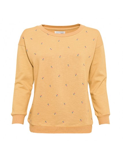 BRAKEBURN EMBROIDERED SWEATER