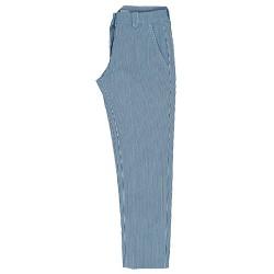 dámské kalhoty pruhované chino BRAKEBURN