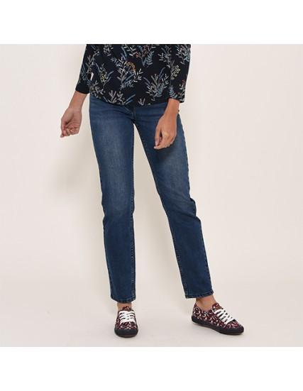 dámské džíny STRAIGHT LEG BRAKEBURN
