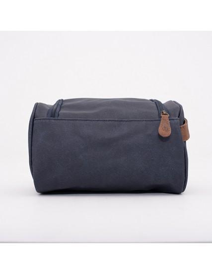 pánská kosmetická taška modrá BRAKEBURN