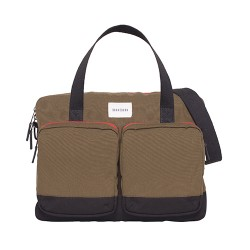 BRAKEBURN POCKET MESSENGER BAG