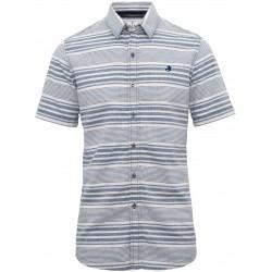 pánská pruhovaná lněná košile BRAKEBURN