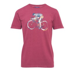 BRAKEBURN CYCLIST GARMENT DYED TEE