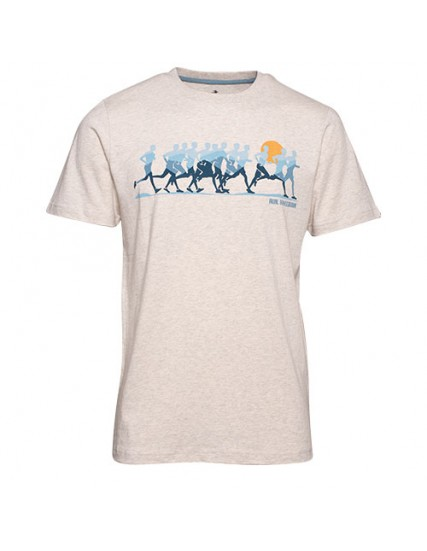 BRAKEBURN RUNNING GRAPHIC TEE