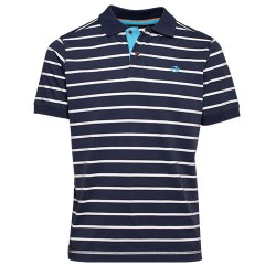 BRAKEBURN STRIPE POLO