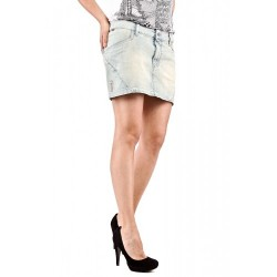 NIKITA BOWENITE DENIM SKIRT