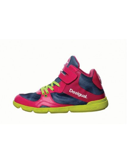 DESIGUAL SHOES SNEAKER TENDE