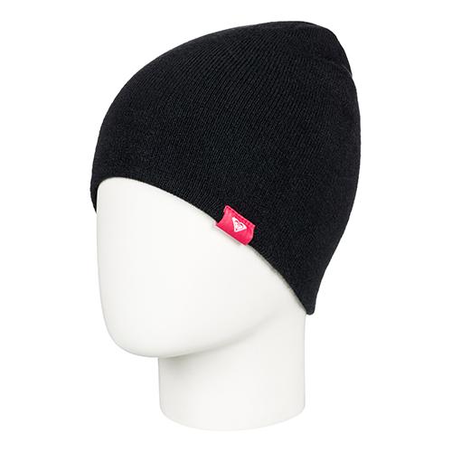 6e229e11105 dámská zimní čepice černá ROXY DARE TO DREAM BEANIE