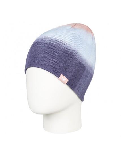 dámská zimní čepice modrá ROXY DARE TO DREAM BEANIE