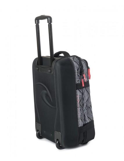 dámský kufr RIP CURL BLACK TRANSIT